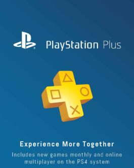 PlayStation Plus Code