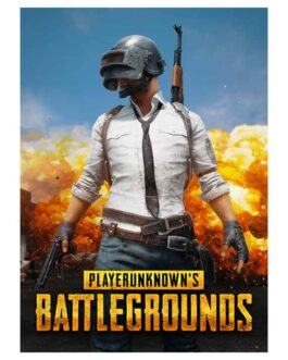 PUBG – PLAYERUNKNOWN'S BATTLEGROUNDS