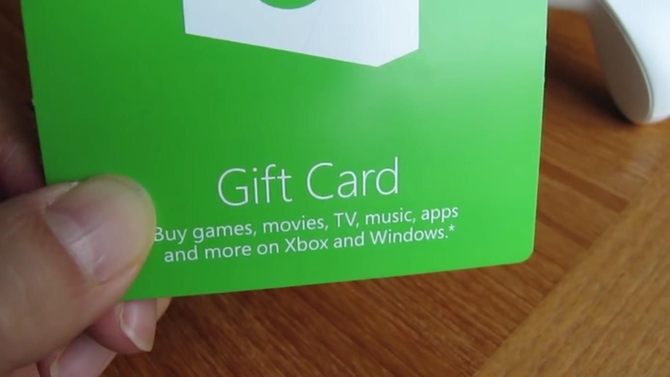 Dùng Xbox gift card để mua Xbox live gold có được không? | Zuu vn