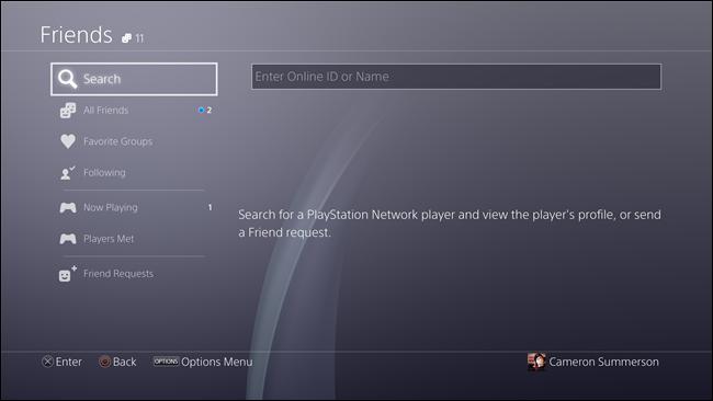 PlayStation 4 Chan ai do