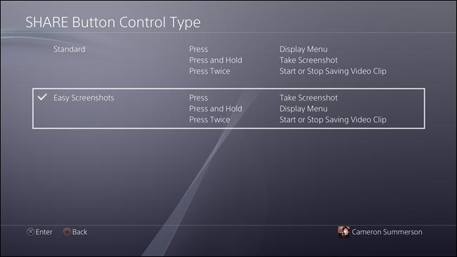PlayStation 4 Easy Screenshots