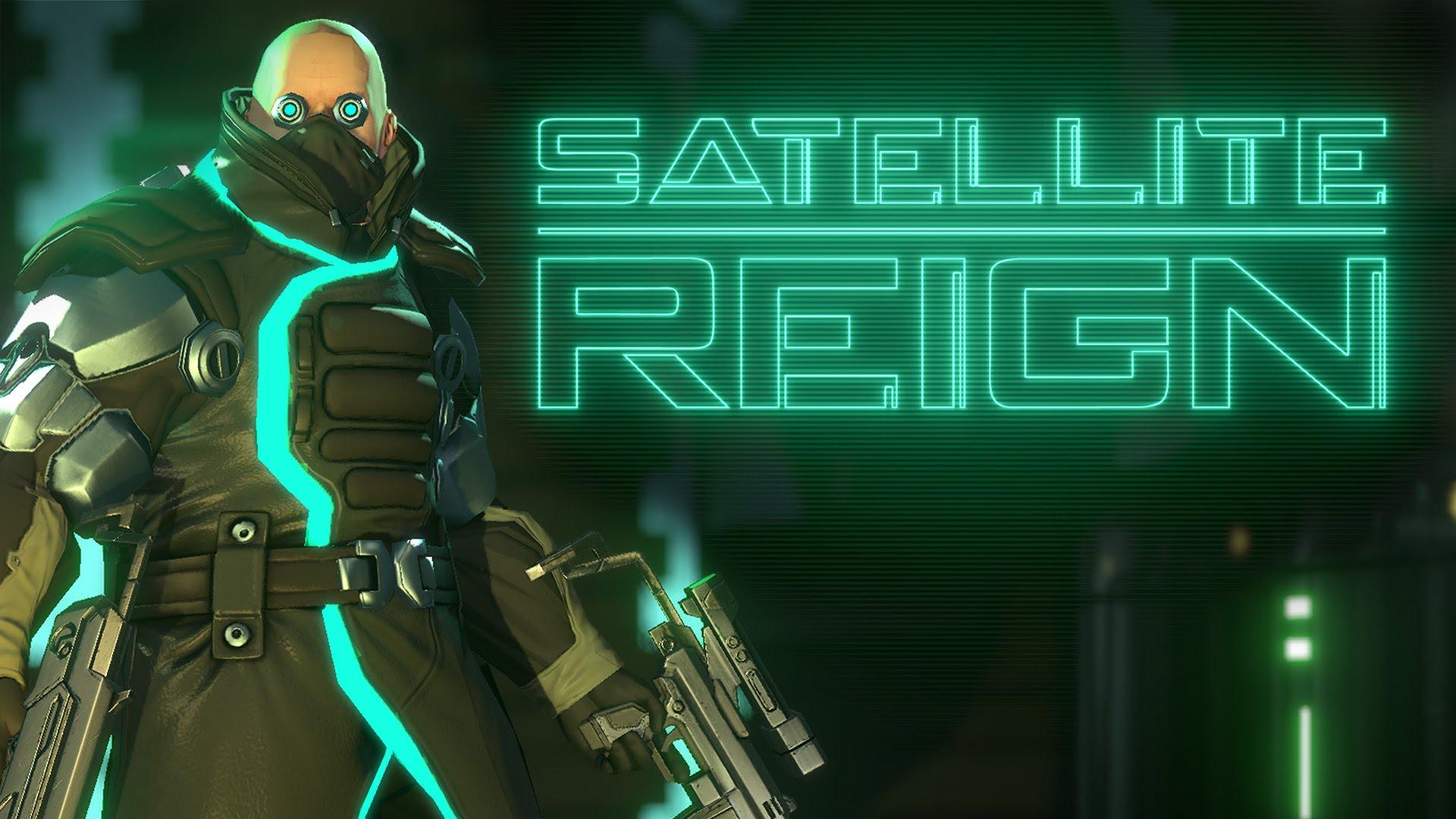 Nhận game Satellite Reign miễn phí