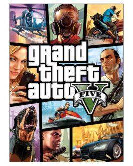 GTA V – Grand Theft Auto V