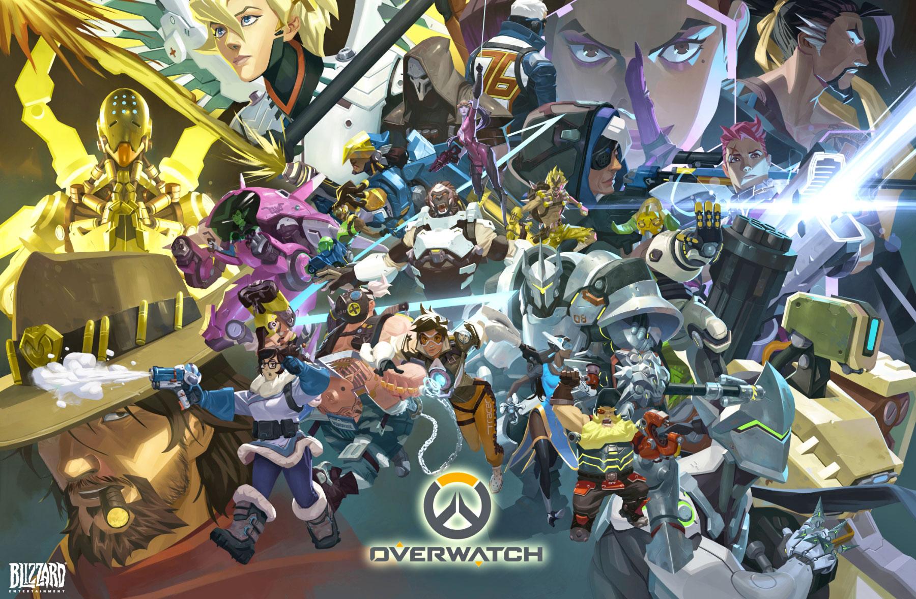 mua game Overwatch
