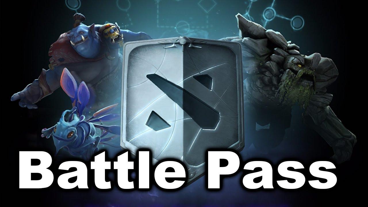 Dota 2 – bản cập nhật tiếng việt The International Battle Pass 2018