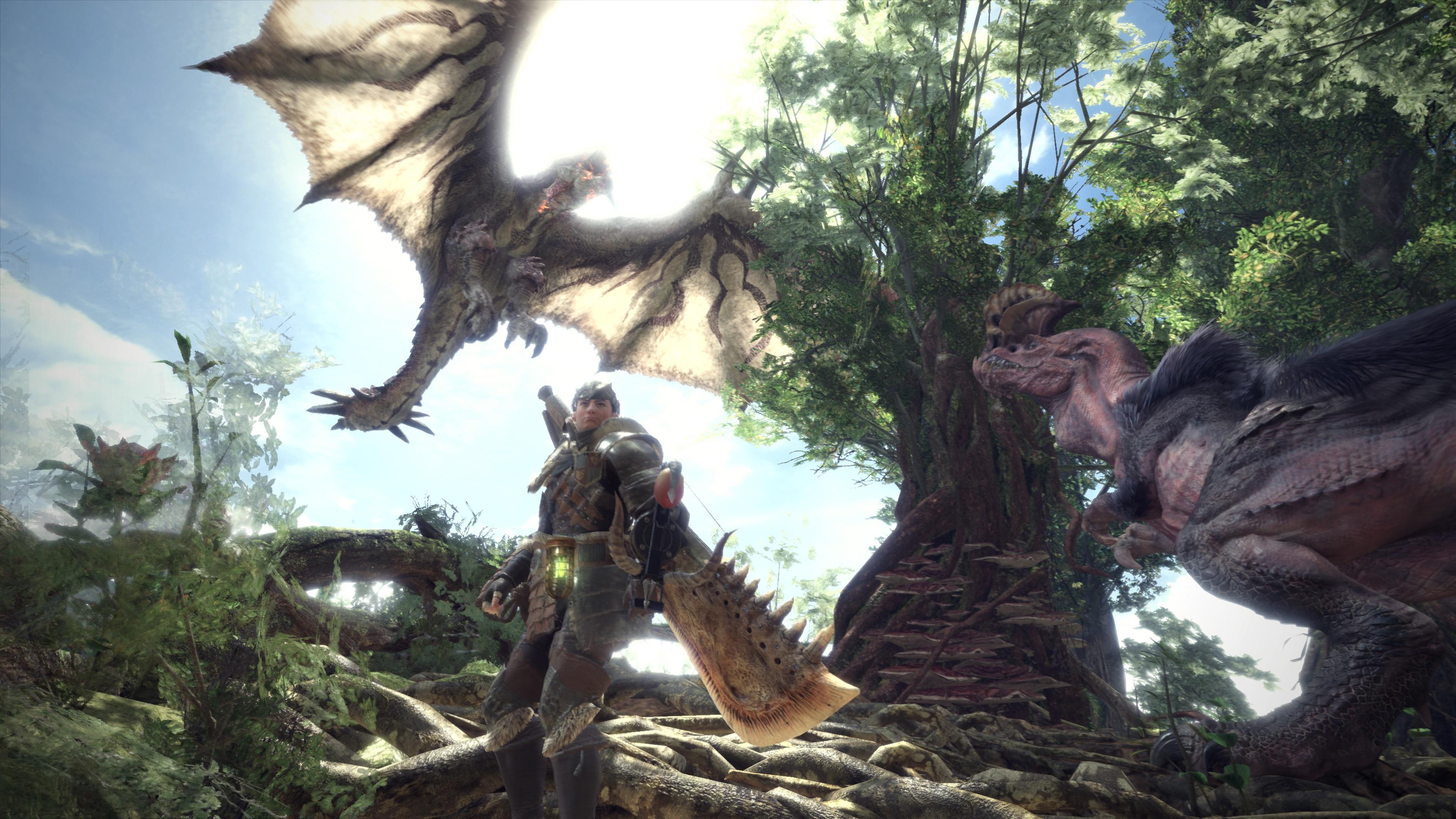 monste-hunter-world-thợ săn