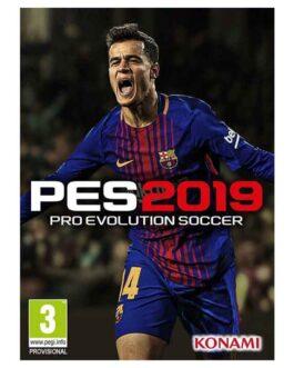 Acc PES 2019 – Pro Evolution Soccer 2019