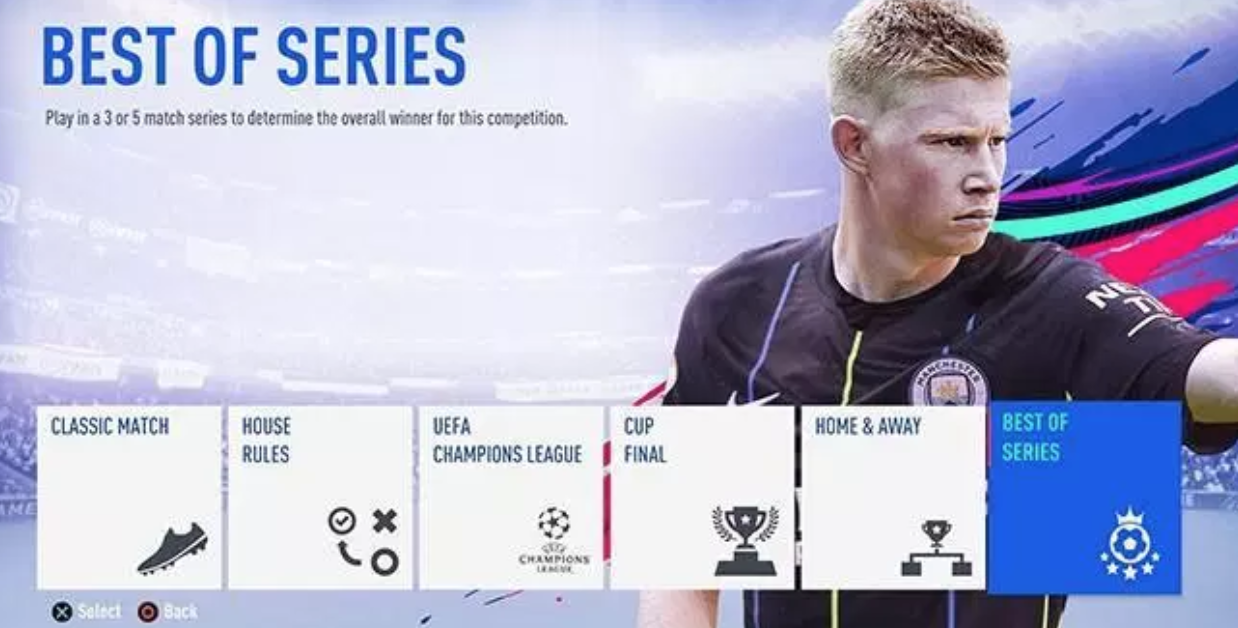 best of series fifa 19 zuugaming