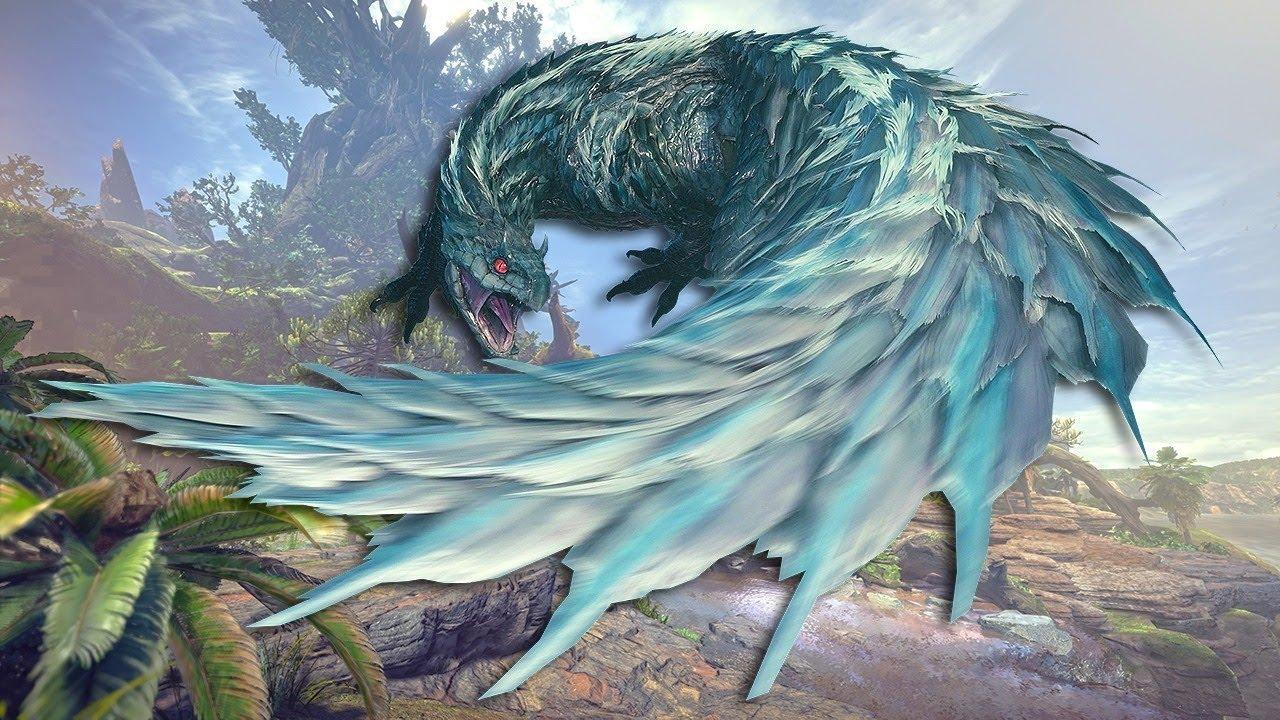 zuugaming-monster hunter world