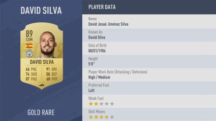 David-Silva-fifa 19