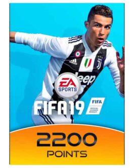 FIFA 19 2200 FUT Points - PC
