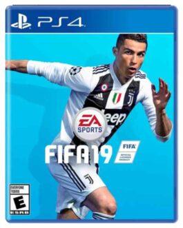 FIFA 19 PS4 - đĩa game
