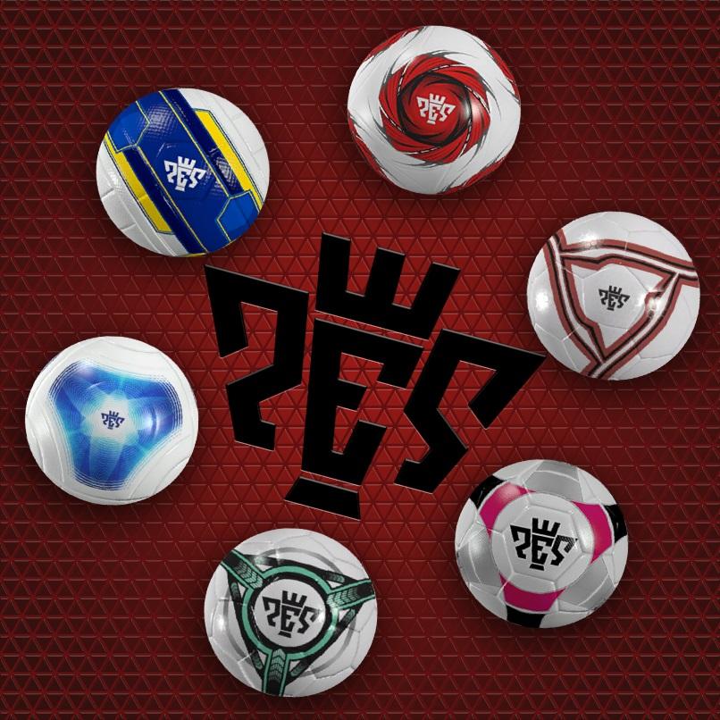 PES 2014 Balls
