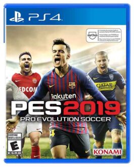 Đĩa game PES 2019 - Pro Evolution Soccer - PS4