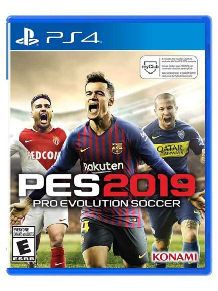 Đĩa game PES 2019 - Pro Evolution Soccer - PS4