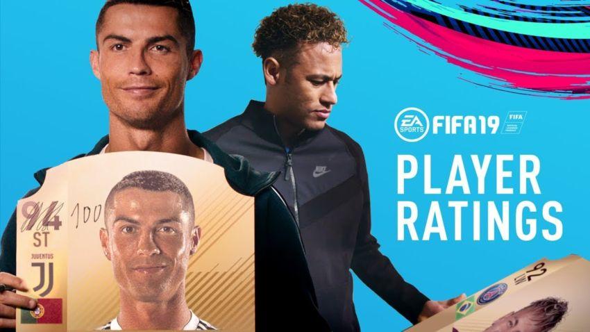 FIFA 19: Top 100 cầu thủ có chỉ số cao trong FIFA 19 (từ vị trí 81 đến 100)