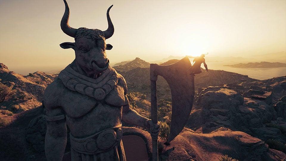 mythology-AC Odyssey