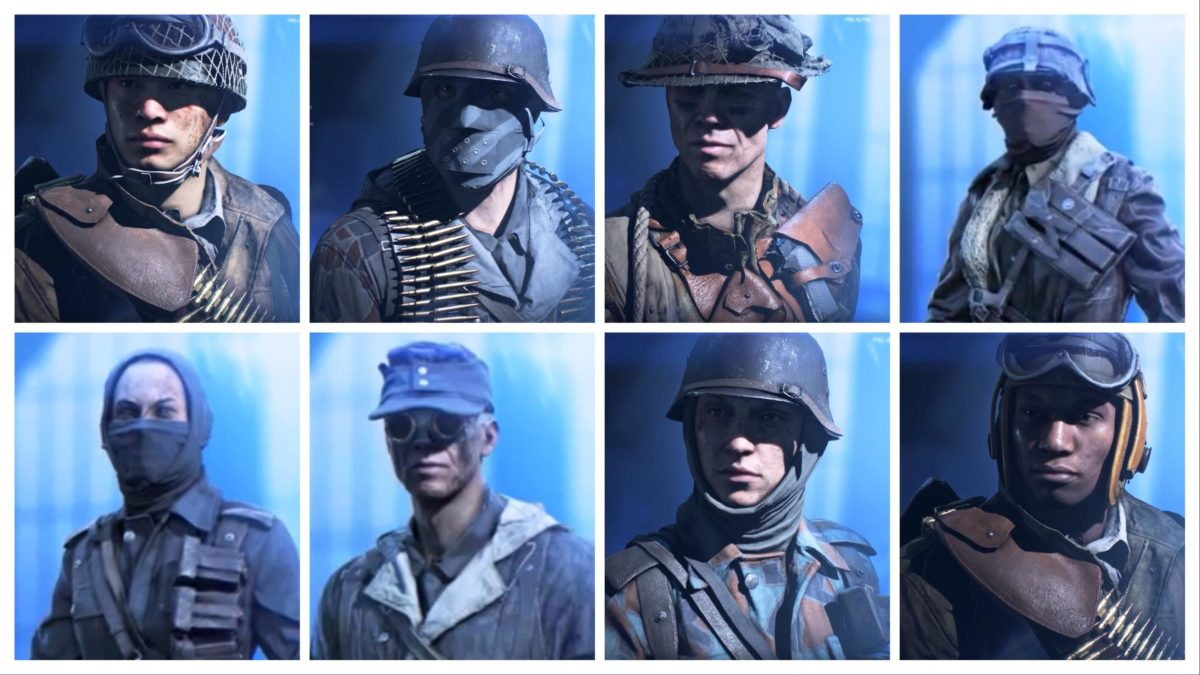 8 skin mới trong bf 5