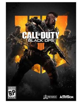 Call of Duty: Black Ops 4 – Standard Edition