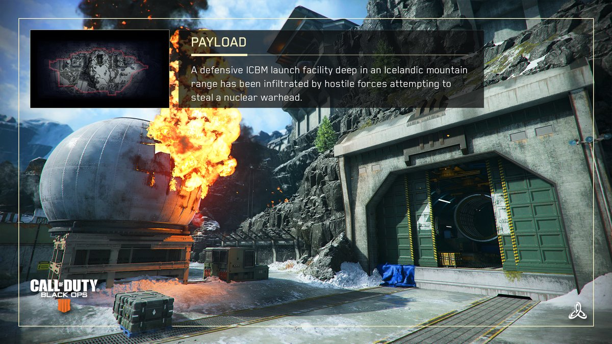 Payload- call of duty 2018