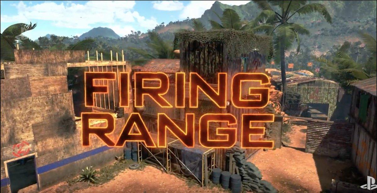 firing ranger