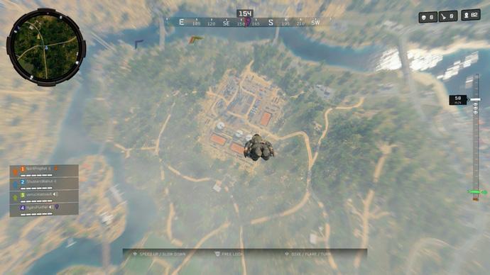 Cái nhìn đầu tiên về chế đô Blackout trong Call of Duty: Black Ops 4