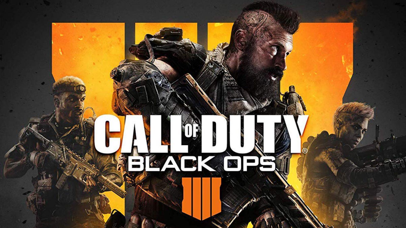 mua call of duty black ops 4