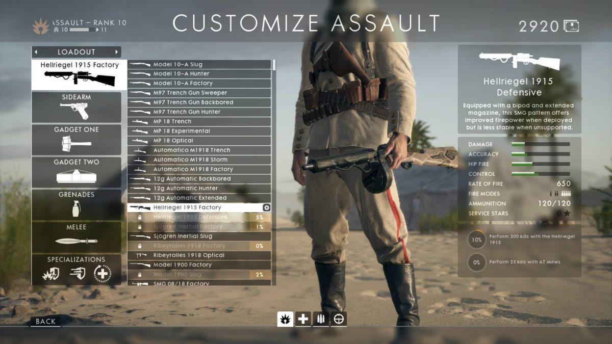 assault bf5