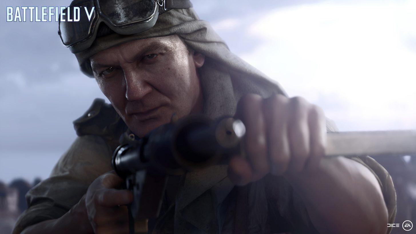 Chế độ cốt truyện Battlefield 5: UNDER NO FLAGE