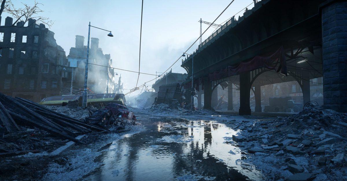 chế độ Battlefield 5