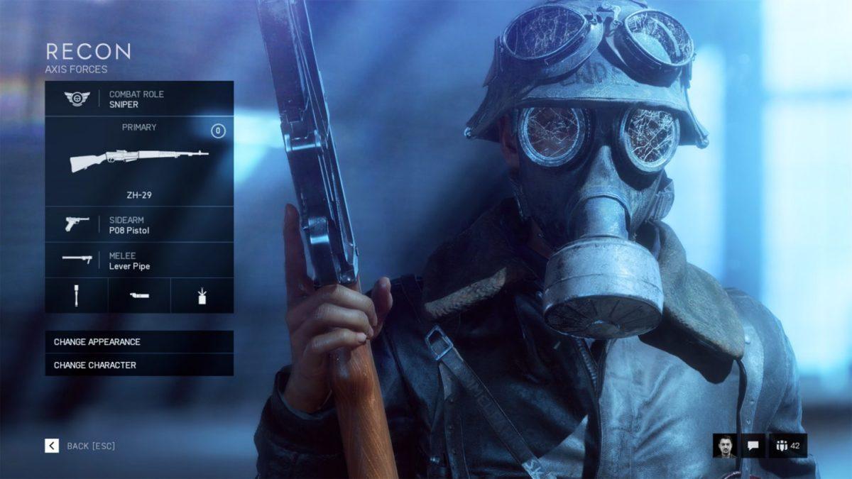 Battlefield 5: Hướng dẫn chơi Recon – sát thủ thầm lặng