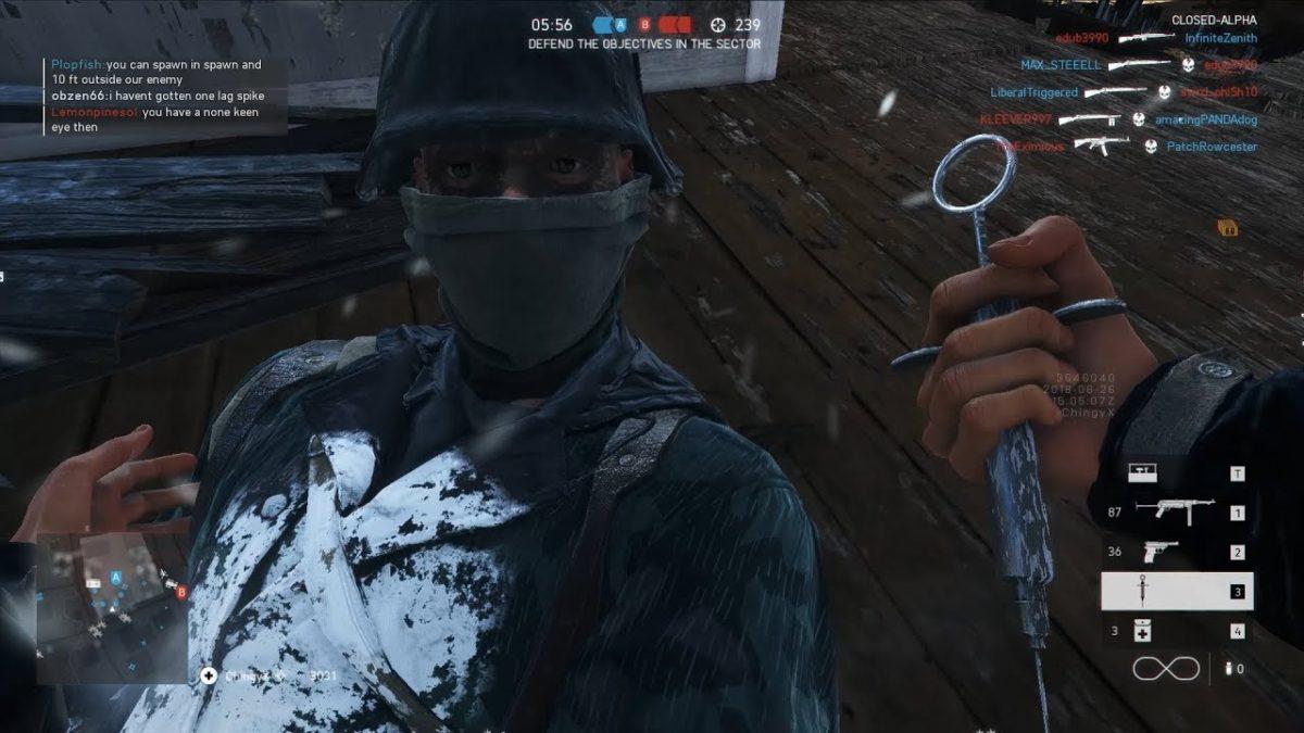 medic bf5