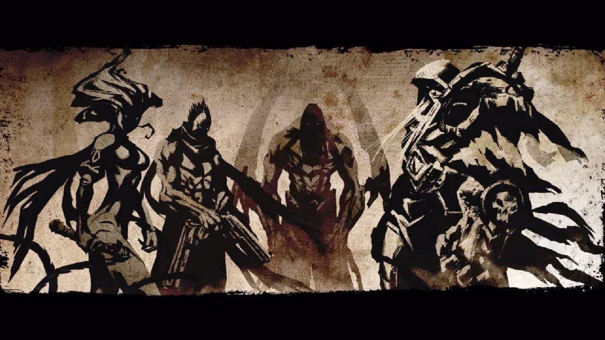 tứ thánh thiên darksiders 3