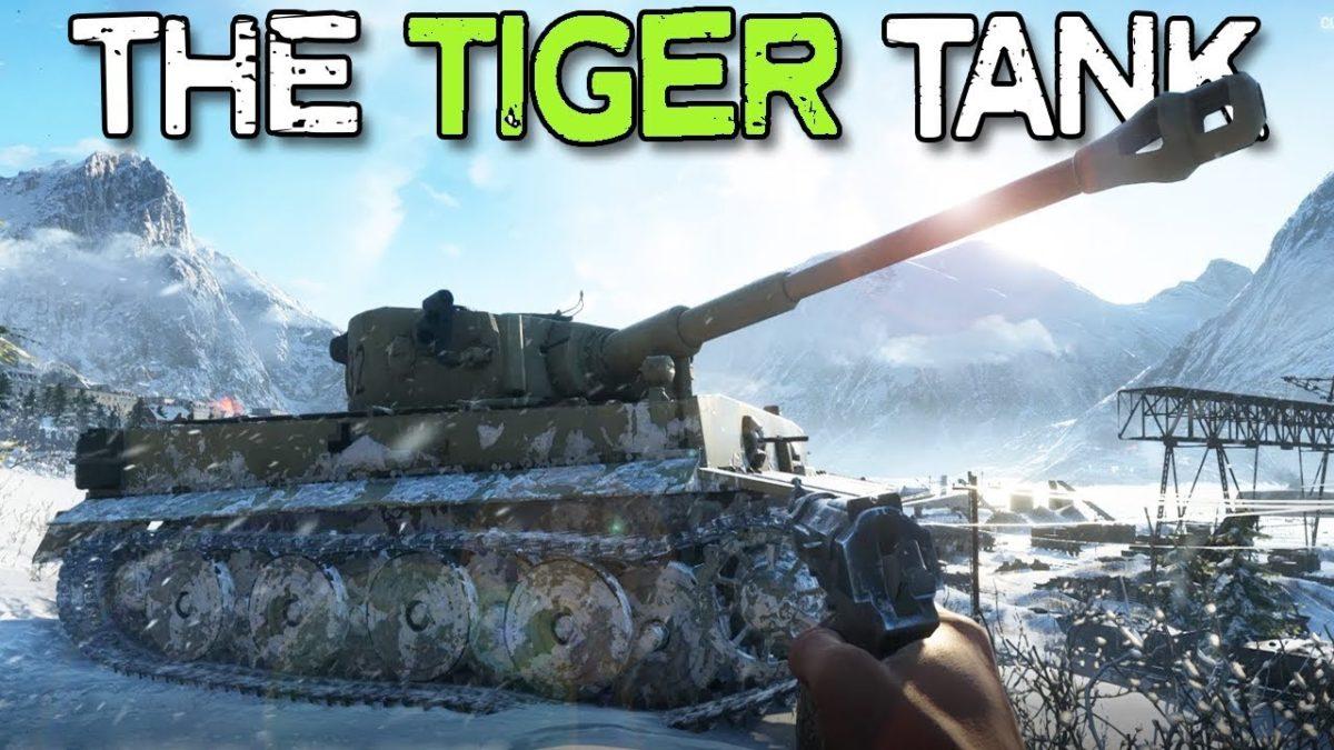 tank buster battlefield 5