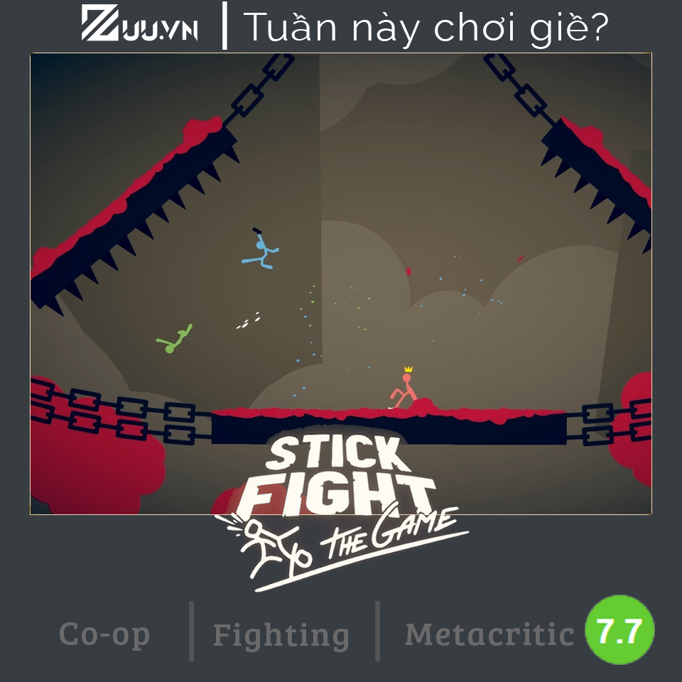 Stick Fight: The Game – Cuộc chiến người que
