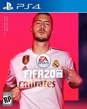 FIFA-20 ban standard edition Eden Hazard
