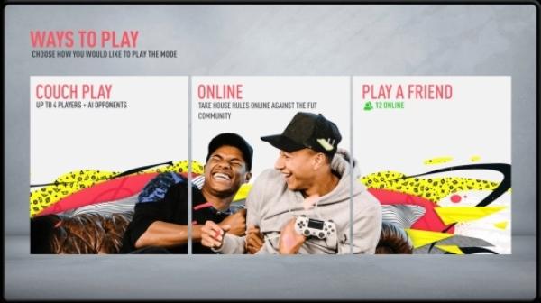 FUT 2020 - FIFA Ultimate Team doi hinh di da online