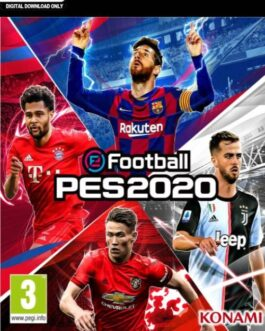 efootball PES 2020 key game